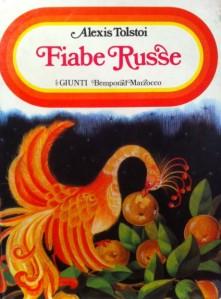 Fiabe Russe, Alexis Tolstoj, Giunti ed.1973