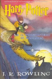 Il prigioniero di Azkaban, J.K.Rowling - Salani Ed.