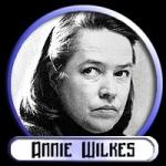 Lettore Annie Wilkes in stato di quiete