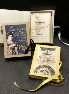 Tè, limone, yougurt: storie e ricette in confanetto
